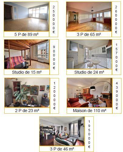 Nos 21 Dernieres Ventes Century 21 Raspail Agence Immobiliere